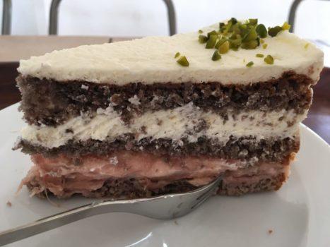 Seminarhaus Jonathan Cafe Kuchen