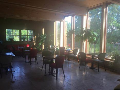 Seminarhaus Jonathan Cafe